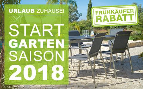 Start Gartensaison 2018