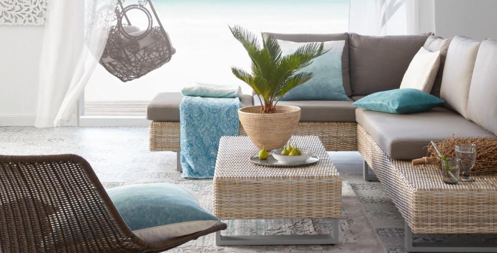 Ocean Breeze Loungegarnitur ansehen