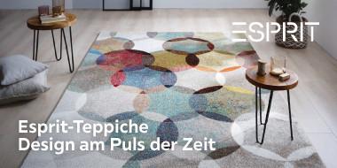 Esprit Teppiche - Design am Puls der Zeit!
