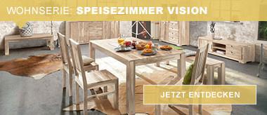 Wohnserie: Speisezimmer Vision