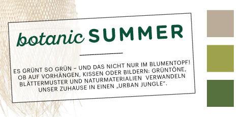 Botanic Summer Farben