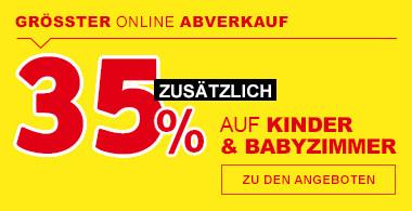 Größter Online Abverkauf