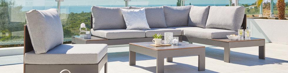 Gartenmöbel Chill Out Lounge