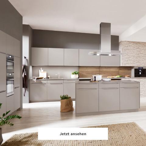 Celina Küche grau schlicht modern