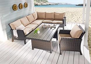 Zahradní nábytek, zahradní koutky, zahradní lavičky, zahradní židle v XXXLutz.