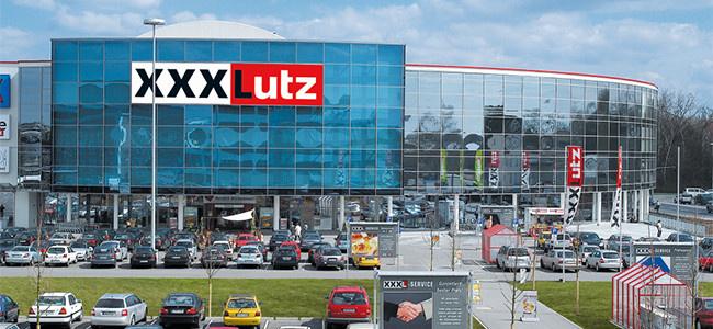 Hausabbildung XXXLutz Nürnberg