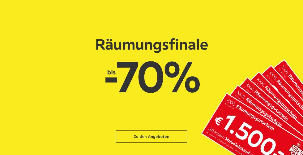 Räumungsfinale bis -70%
