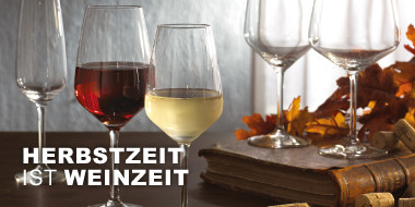 Herbstzeit ist Weinzeit