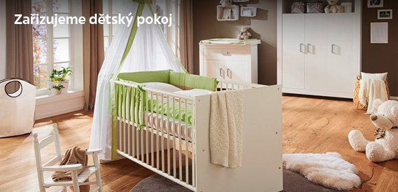 Dětský pokoj z XXXlutz