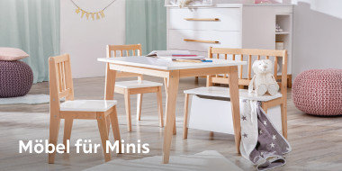 Möbel für Minis