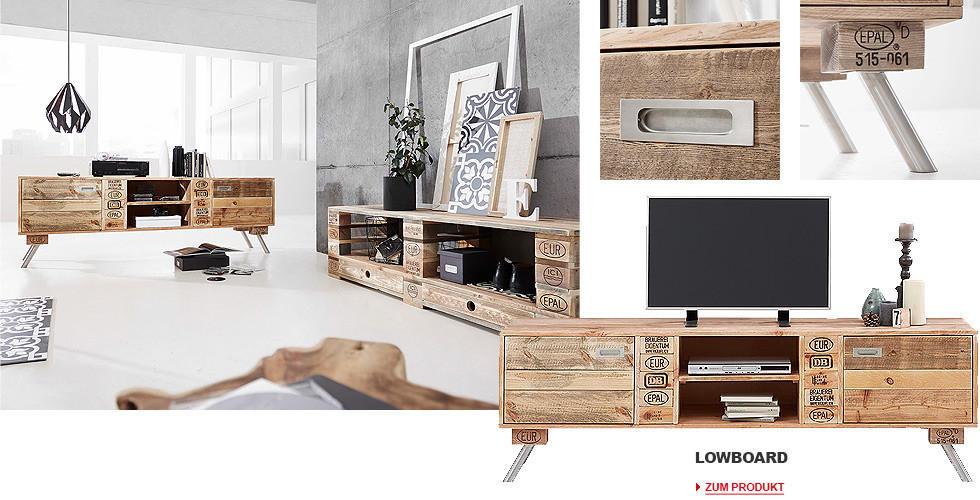 Schön Palettenmöbel Lowboard