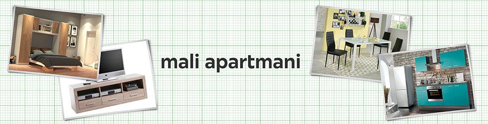 ideje za opremanje malog apartmana