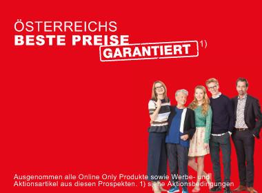Österreichs beste Preise!