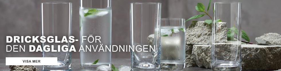 Drickglas- foer den dagliga anvaendningen