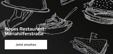 Neues Restaurant Mariahilferstraße