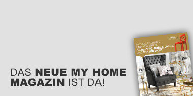 Das neue My Home Magazin  ist da!