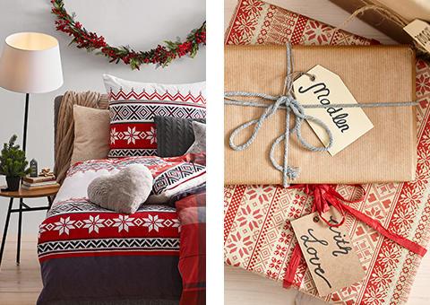 Winter days Schlafzimmer