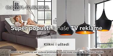 Popusti iz naše TV reklame