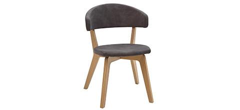 Klasická jídelní židle pro vaši jídelnu.