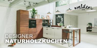 Walden Designer Naturholzküchen