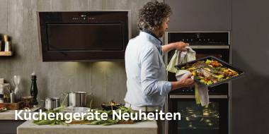 Küchengeräte Neuheiten