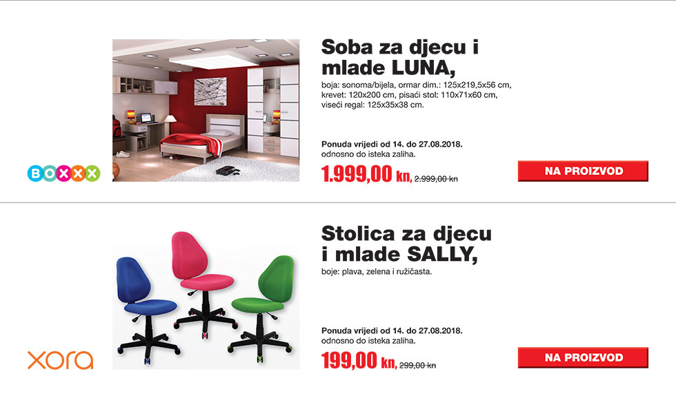 proizvodi akcija Lesnina TV reklama