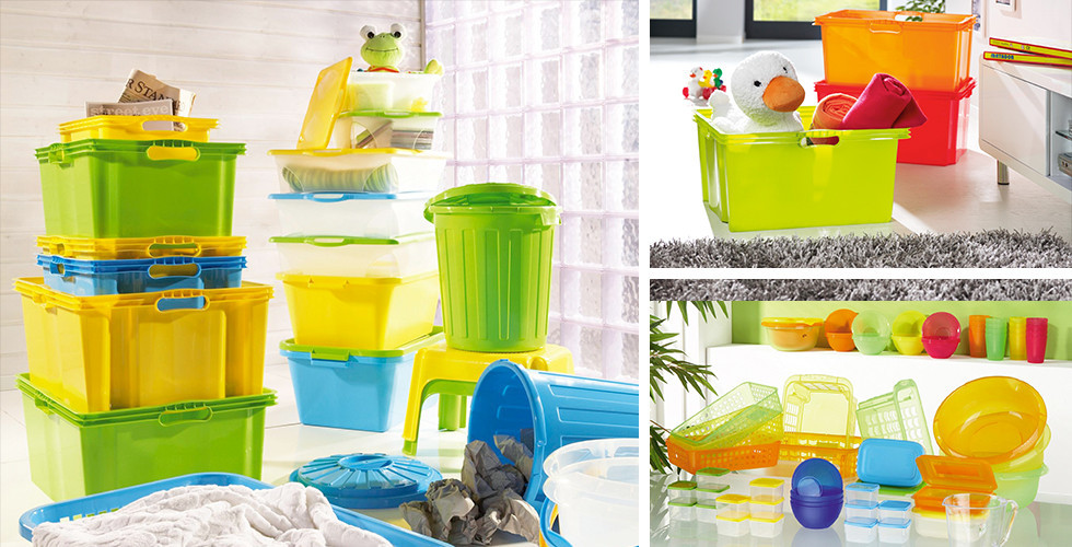 Bei XXXLutz finden Sie eine Riesenauswahl an Aufbewahrungsmöglichkeiten – Boxen, Körbe, Schachteln in verschiedensten Farben, Größen und Materialien.