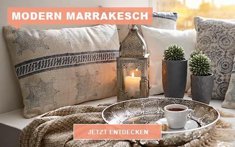 Shop the Look - Modern Marrakesch