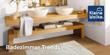 Kleine Wolke Badezimmer Trends