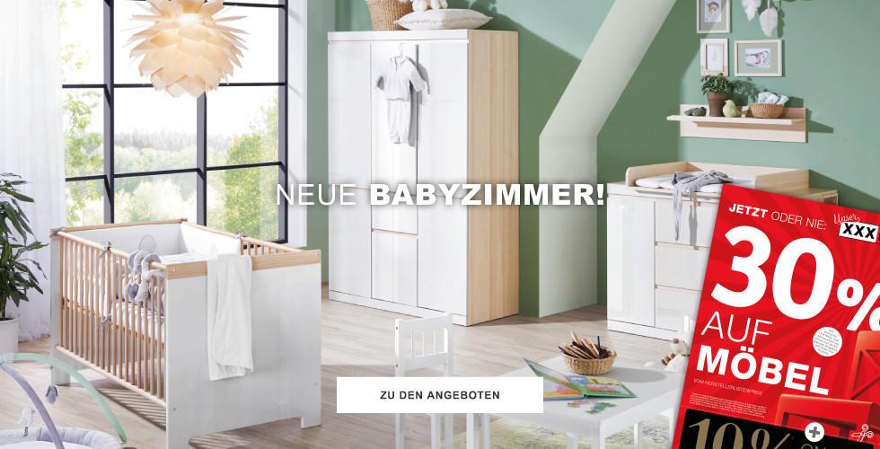 Neue Babyzimmer!