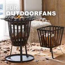 Geschenkideen fuer Outdoorfans