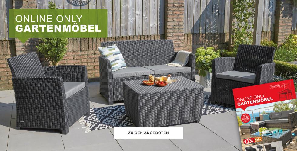 OnlineOnly Gartenmoebel