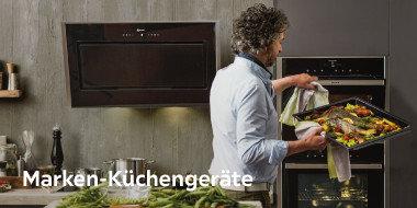 Marken-Küchengeräte