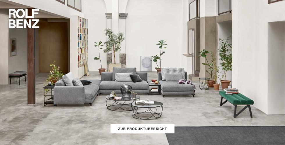 Rolf Benz Produktuebersicht entdecken