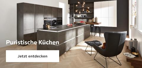 Puristische Küchen
