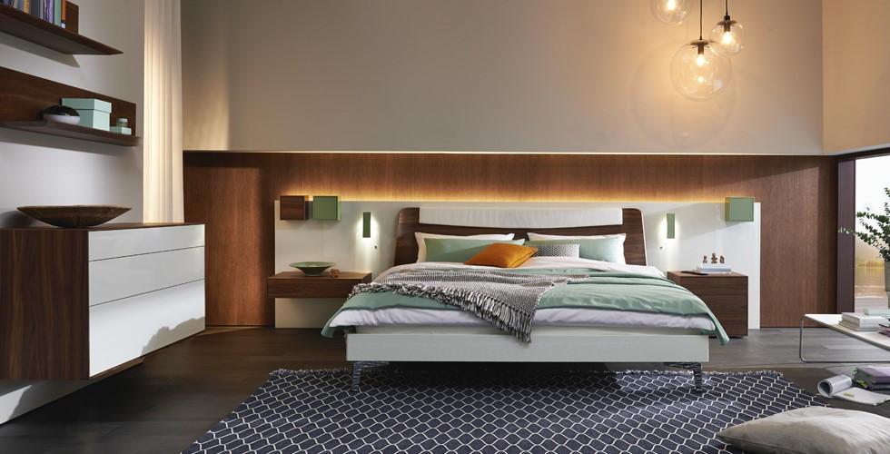 Hochwertige Schlafzimmer für jeden Geschmack in jedem Stil.