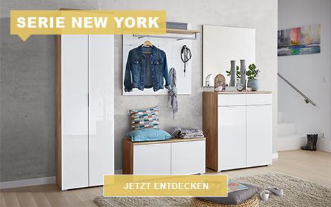 Garderobe New York