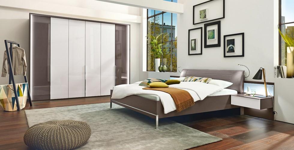 Bei XXXLutz finden Sie zahlreiche komplette Schlafzimmer zur Auswahl.