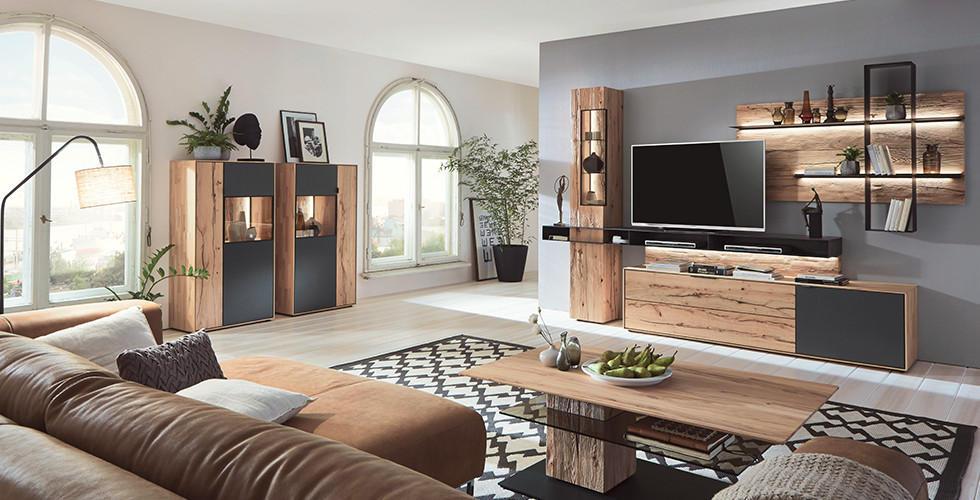 Holzmöbel Für Wohnzimmer