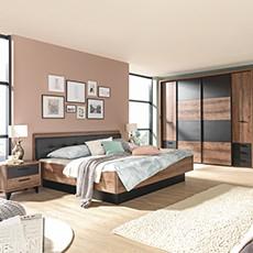 Schlafzimmerserie Baveno