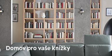 Domov pro vaše knížky