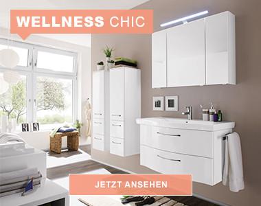 Wellness Chic: Wohlfühlraum Badezimmer