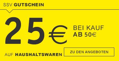 SSV Gutschein 25/50