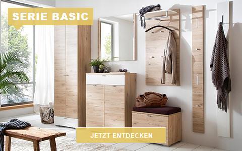Garderobe Basic