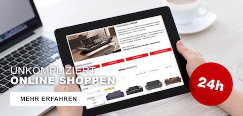 Unkompiziert online shoppen