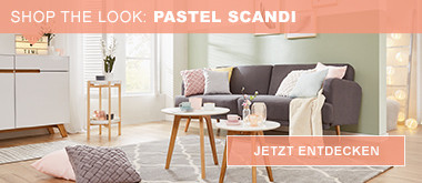 Shop the Look: Pastel Scandi