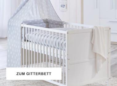 Gitterbetten babybetten beistellbetten für neugeborene xxxlutz