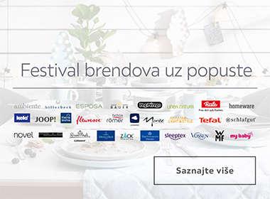 Festival brendova uz popuste u Lesnini XXXL
