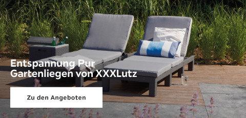 Entspannung Pur Gartenliegen von XXXLutz