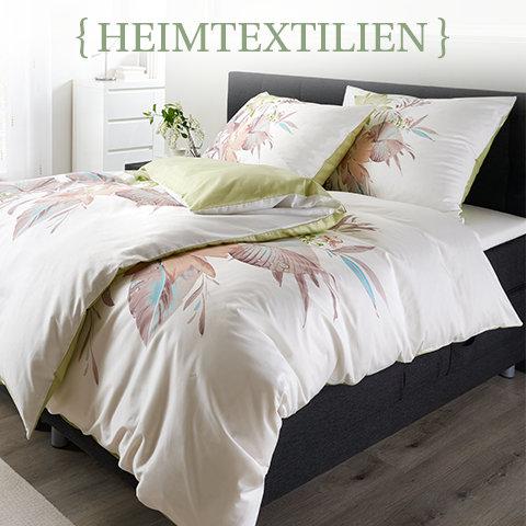 Esposa Heimtextilien Bettwäsche Weiß